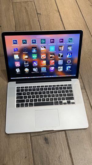 2014 MacBook Pro 15 inch Retina 512GB | 16GB RAM | Core i7 for Sale in West Covina, CA