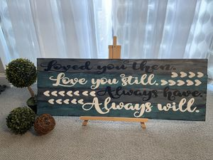 Customized hand painted wall decor for Sale in Stoughton, MA