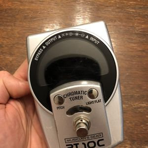 Chromatic tuner for Sale in St. Petersburg, FL