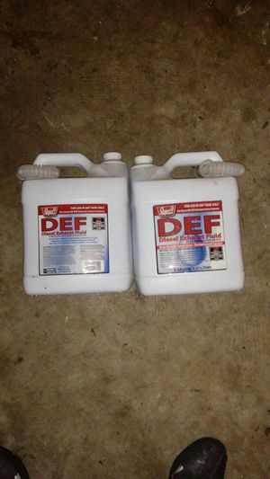 Def Diesel exhaust fluid New for Sale in Austin, TX