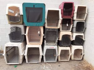 Mountain of large and extra large dog kennels take your choice for just $49 for Sale in Boise, ID
