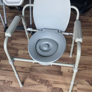 ProBasics Folding Three-in-One Commode, Weight Capacity for Sale in Concord, CA
