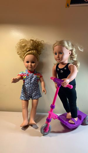 My life dolls for Sale in Worcester, MA