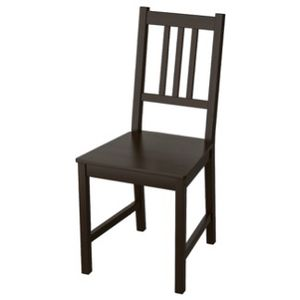 2 Chair Dining Set with Expandable Table - Black Brown for Sale in New York, NY