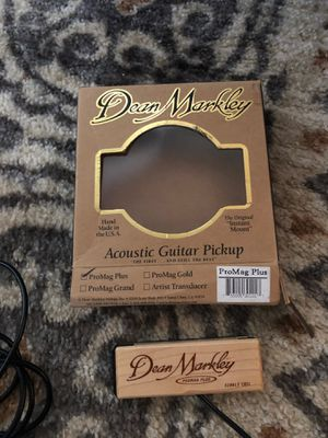 Dean Markley Promag Plus for Sale in Hanscom Air Force Base, MA