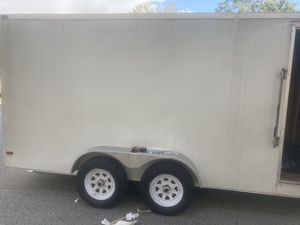 6.5 X 16 FT ENCLOSED CARGO TRAILER for Sale in Mulberry, FL