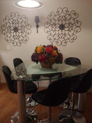 Glass table for Sale in Austin, TX
