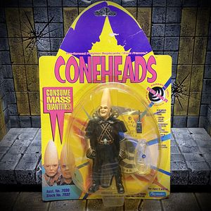 VINTAGE PLAYMATES CONEHEADS ACTION FIGURES for Sale in Forney, TX