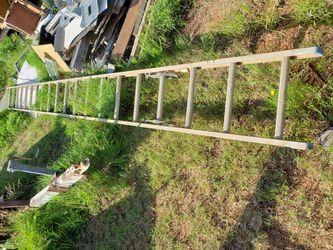 Aluminium ladder for Sale in Bronte,  TX