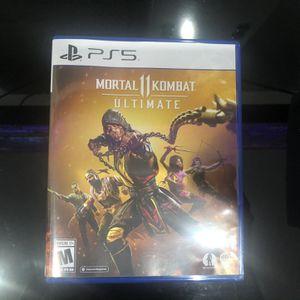 Mortal Combat 11 Ultimate Editions $40.00 for Sale in Miami, FL