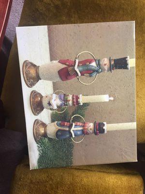 Brand new holidays by Kirkland's three snowmen for Sale in Bellevue, TN