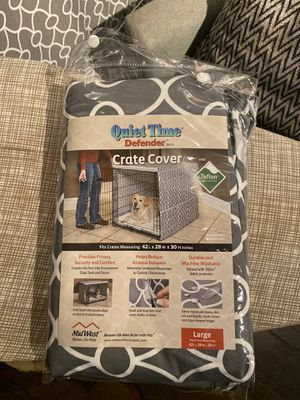 Animal Crate cover for Sale in Hayward, CA