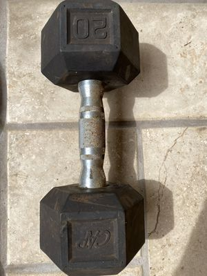20 lbs barbell for Sale in Los Angeles, CA