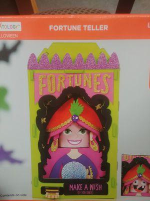Halloween fortune teller foam craft kit for Sale in Houston, TX