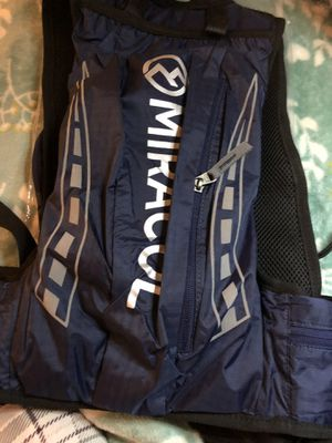 Hiking Hydration Vest Backpack Blue for Sale in Henderson, NV