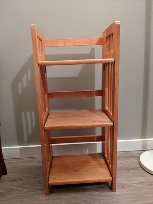 Small Foldable Shelf for Sale in Marysville, WA