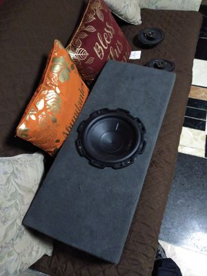 Car subwoofer for Sale in Richmond, CA