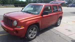 2008 Jeep Patriot 4x4 4 cylinder for Sale in Lakeline, OH