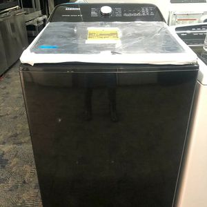 Samsung New Top Load Washer for Sale in Laveen Village, AZ
