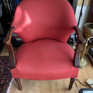 Red Chair for Sale in Arlington, VA