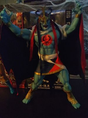 Mezco Thundercats Mumm-Ra Figure for Sale in Citrus Heights, CA