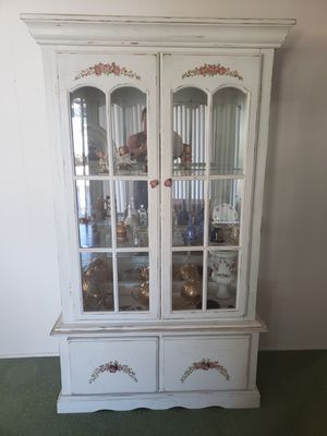 Antique Display Cabinet for Sale in Tustin, CA
