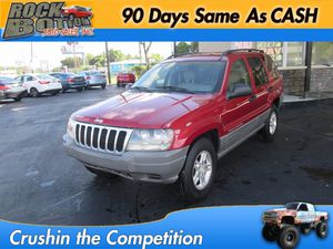 2002 Jeep Grand Cherokee for Sale in Hudson, FL