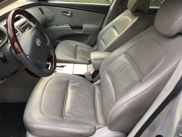 2006 Hyundai Azera SE Limited