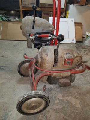 Plumbing snake (maintenance favorite tool) for Sale in Alexandria, VA