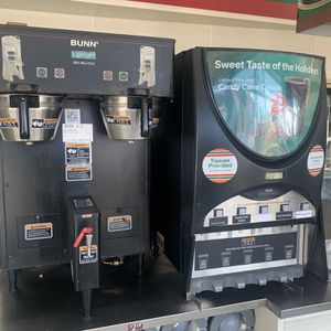 Fountain Drink Plus Slushie Machines for Sale in San Gabriel, CA