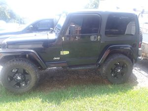 Jeep wrangler sport for Sale in La Vergne, TN