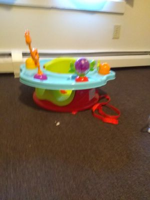 Activity/booster seat for Sale in Holyoke, MA
