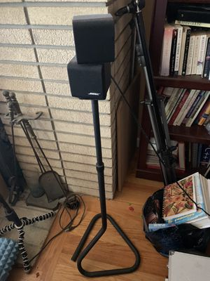 Speaker stand only! Speaker not included for Sale in Hayward, CA