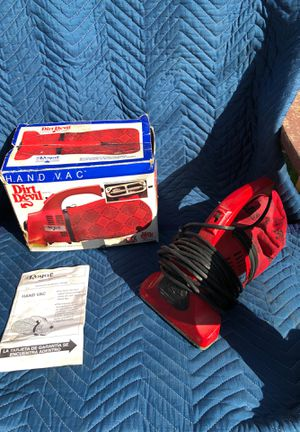 Dirt devil used vacuum cleaner for Sale in Cleveland, OH