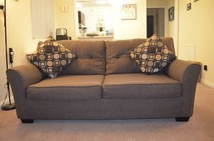 Full sleeper sofa by Ashley furniture, like new. Available for immediate pick up! for Sale in Alexandria, VA