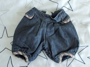 Jeans Sarouhel Burberry 1 / 3 months boys girls baby kids for Sale in Miami, FL