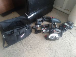 CRAFTSMAN CORDLESS POWER TOOL SET for Sale in Bethlehem, PA