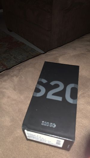 SAMSUNG S20 ULTRA Brand new in box for Sale in Miami, FL