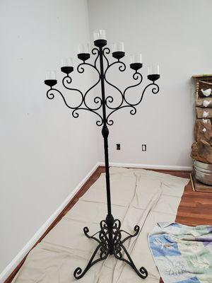 5 ft floor candelabra for Sale in Bystrom, CA
