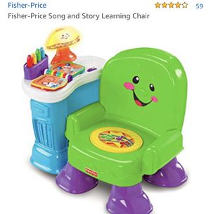 Fisher price music activity chair for kids! for Sale in Braintree, MA