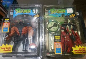 Spawn Action Figures New In Packages for Sale in Akron, OH