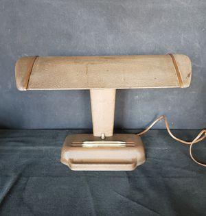Vintage Industrial Machine Era Desk Lamp Mid Century Metal Task Lighting Movie Prop for Sale in Cincinnati, OH