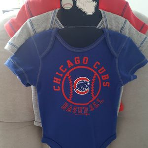6-9 month onesies for Sale in Chicago, IL