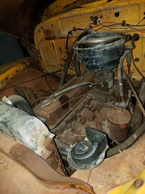 Chevy inline 6 engine 1953 for Sale in Bloomington, CA
