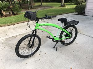 Prodeco Tech Islander - Electric Bike for Sale in Davenport, FL