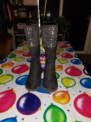 Little girls toddler boots size 12c for Sale in Stockton, CA