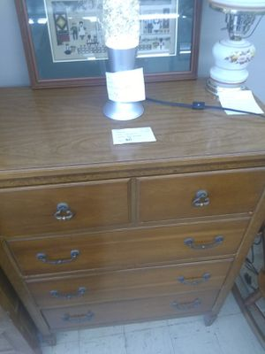 Dresser and nightstand for Sale in Erie, PA