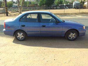2002 Hyundai Accent GL for Sale in Riverside, CA