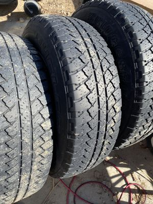 Tires and rims for Sale in Tehachapi, CA