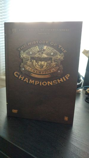 WWE DVD's for Sale in San Francisco, CA